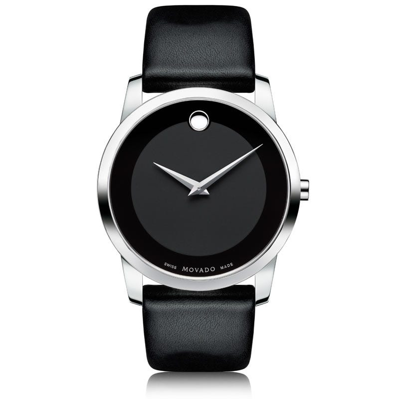 Movado Museum Classic® Men's Watch 40 mm 606502