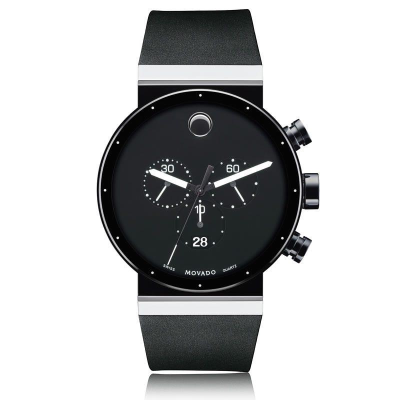 Movado Sapphire Synergy Chronograph Watch  0606501