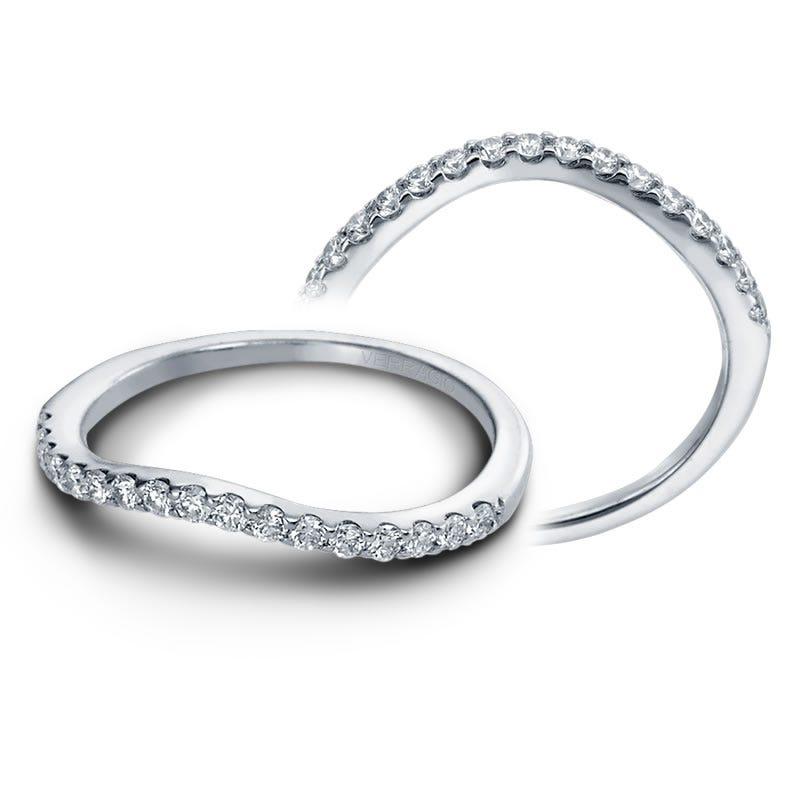 Verragio Insignia Diamond Wedding Band 7010W