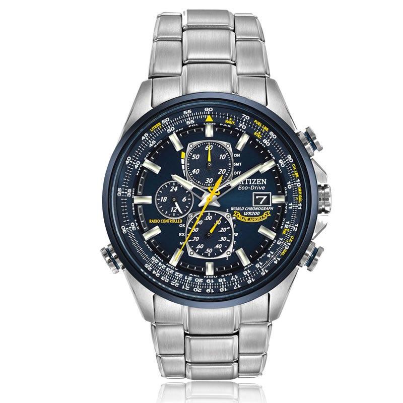 CITIZEN Blue Angels World Chronograph A-T Watch