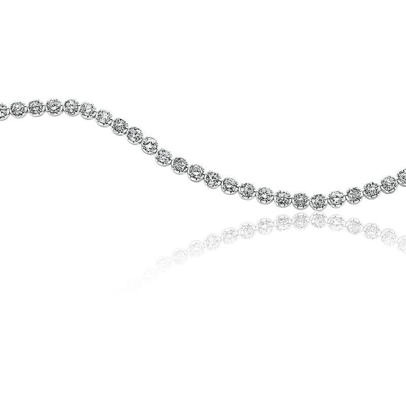 Diamond 1ctw. Tennis Bracelet