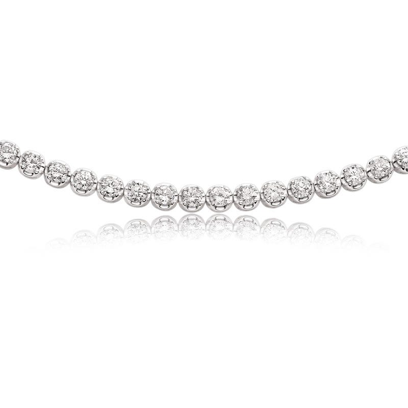 Diamond Tennis Bracelet 2ctw