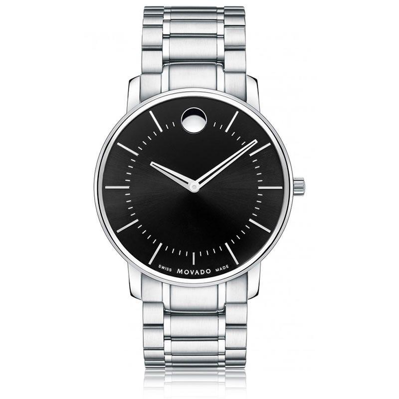 Movado TC™ Black Men's Watch 606687