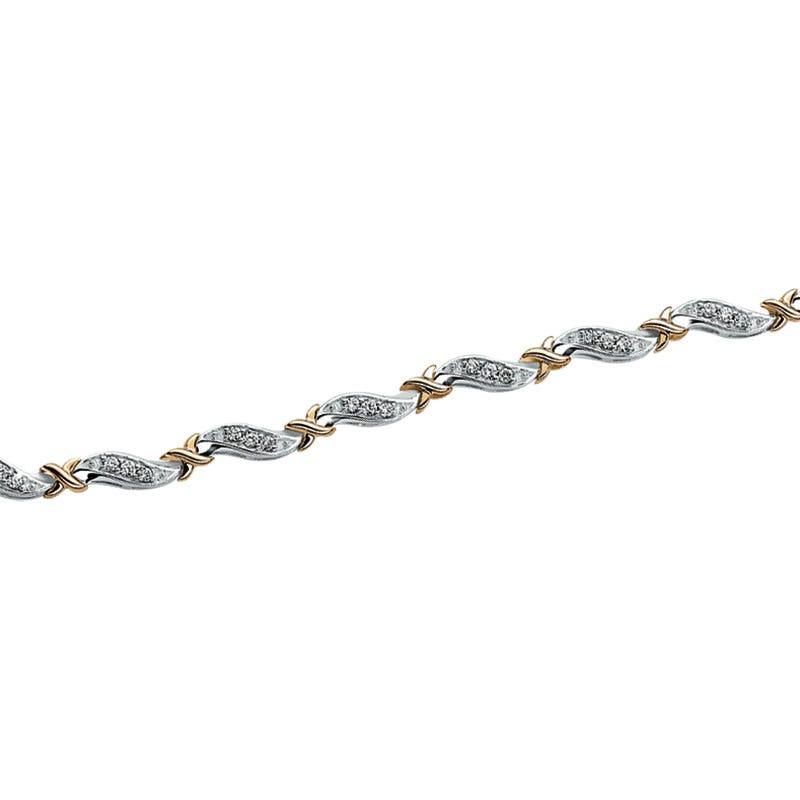 Diamond Link Bracelet ½ ct. T.W.