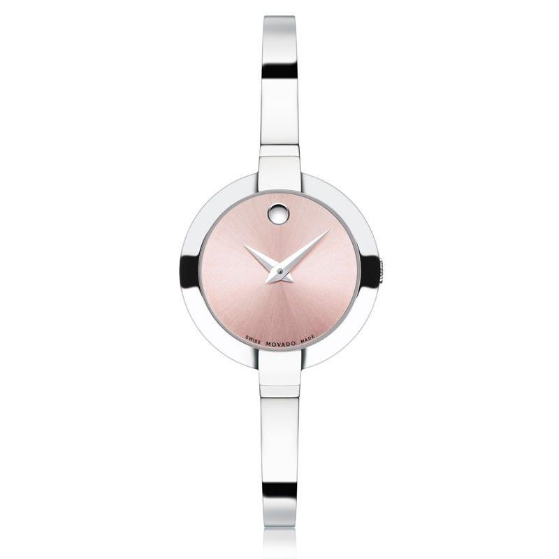Movado Bela™ Pink Ladies Watch 606596