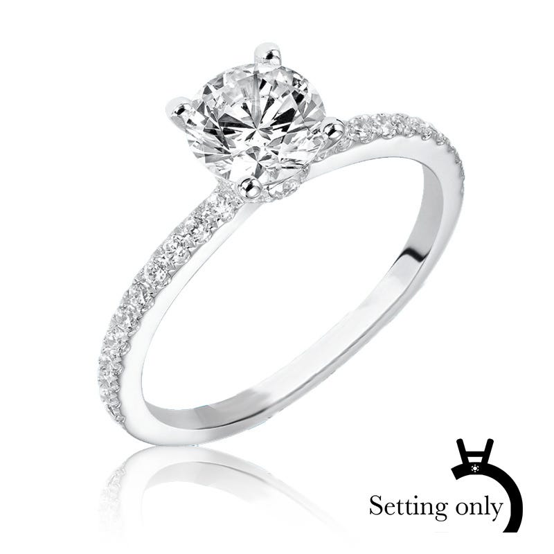 0a851d8ad Top 25 Best Selling Engagements Rings