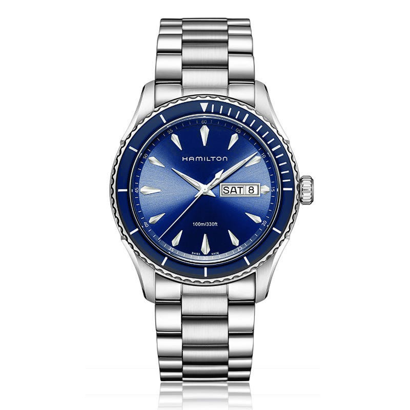 Hamilton Seaview Day-Date Quartz H37551141
