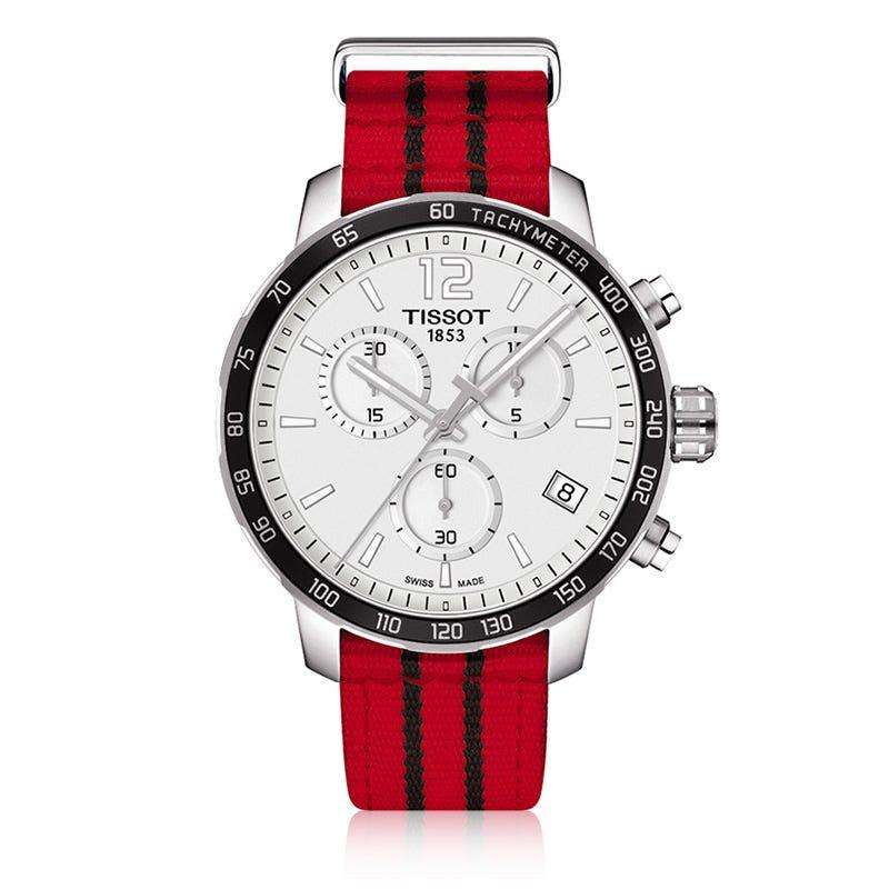Tissot Chicago Bulls Quickster Quartz Watch