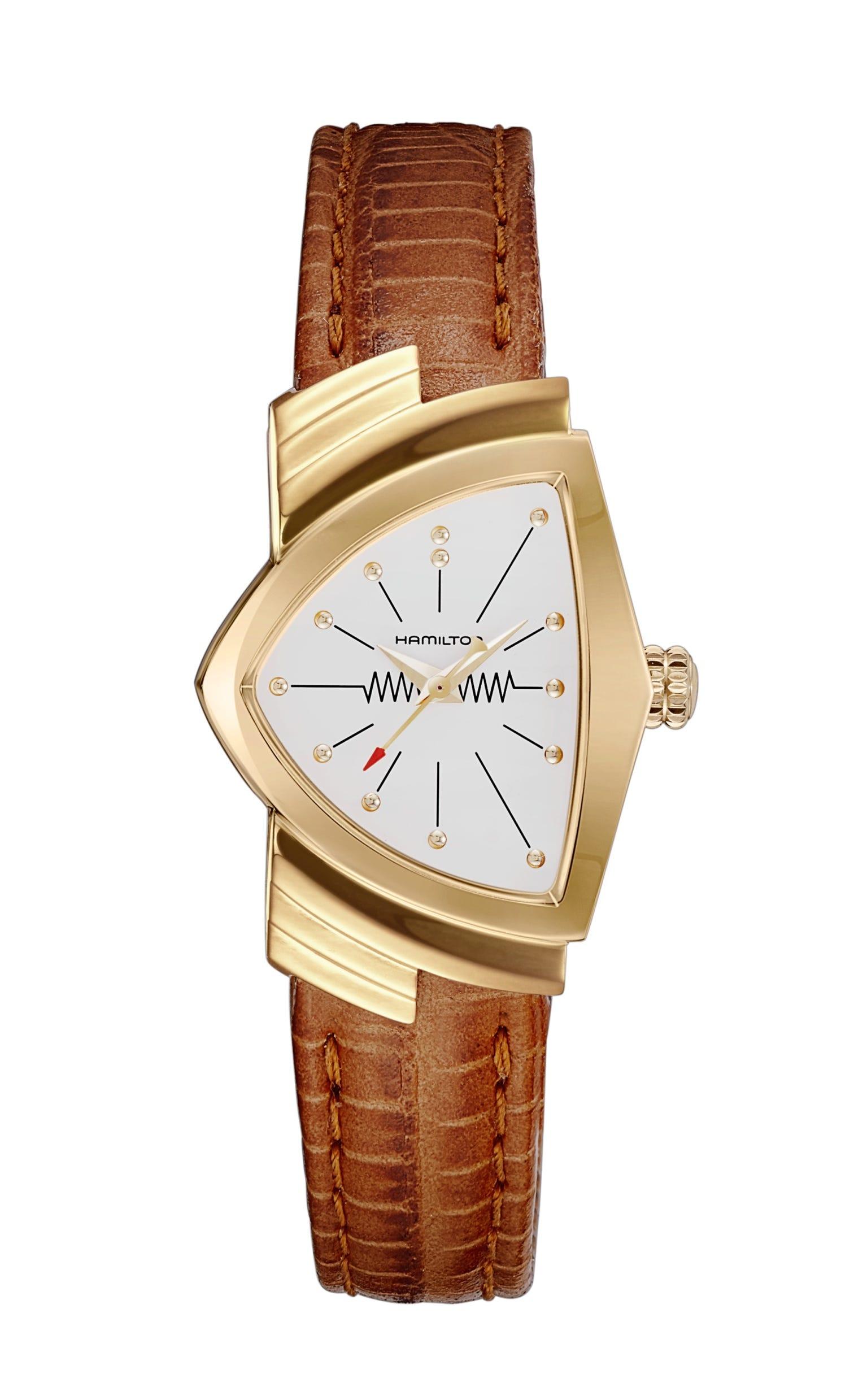 Hamilton Ladies Ventura Quartz Watch H24101511