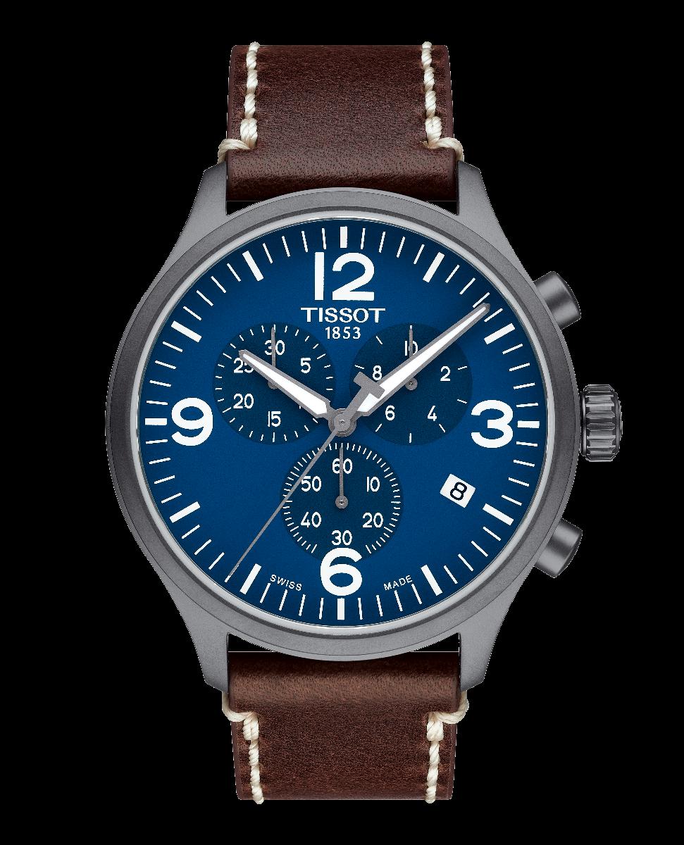 Tissot Men's Chrono Xl Chronograph Watch T1166173604700