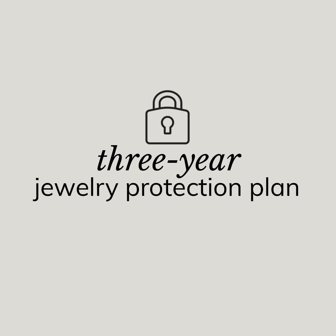 3-Year Jewelry Protection Plan ($1000.00-$1249.99)