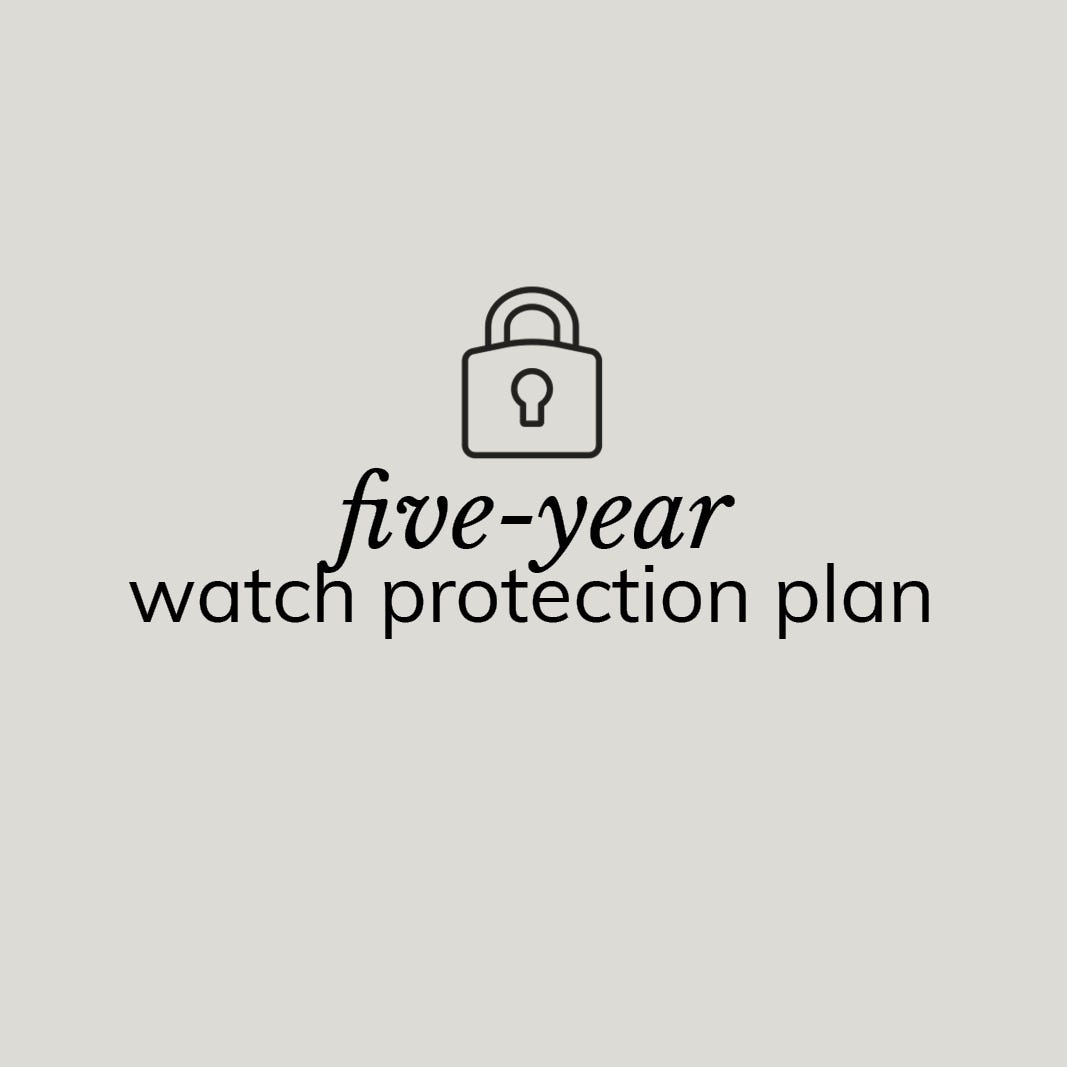 5-Year Watch Protection Plan ($20000.00-$24999.99)