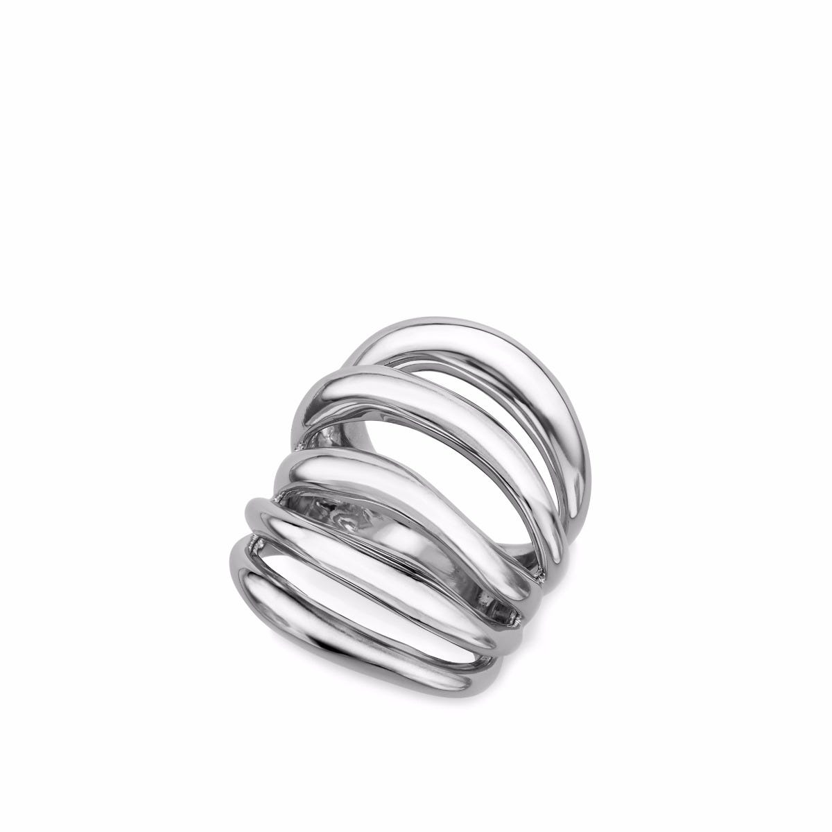 Multi-Band Ring in Sterling Silver