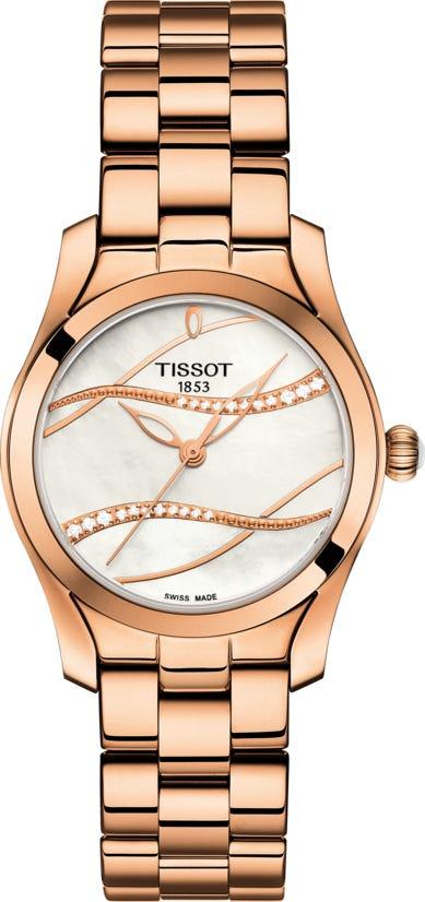 Tissot Ladies T-Wave Watch T1122103311100