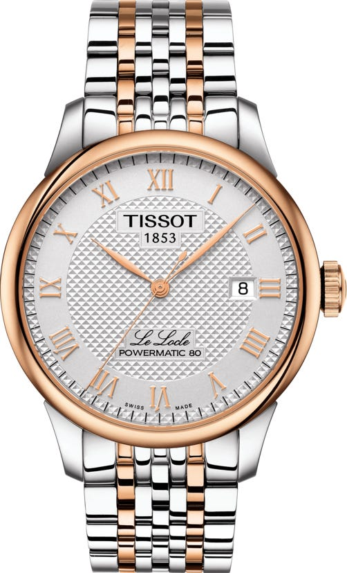 Tissot Men's Le Locle Automatic Watch T0064072203300