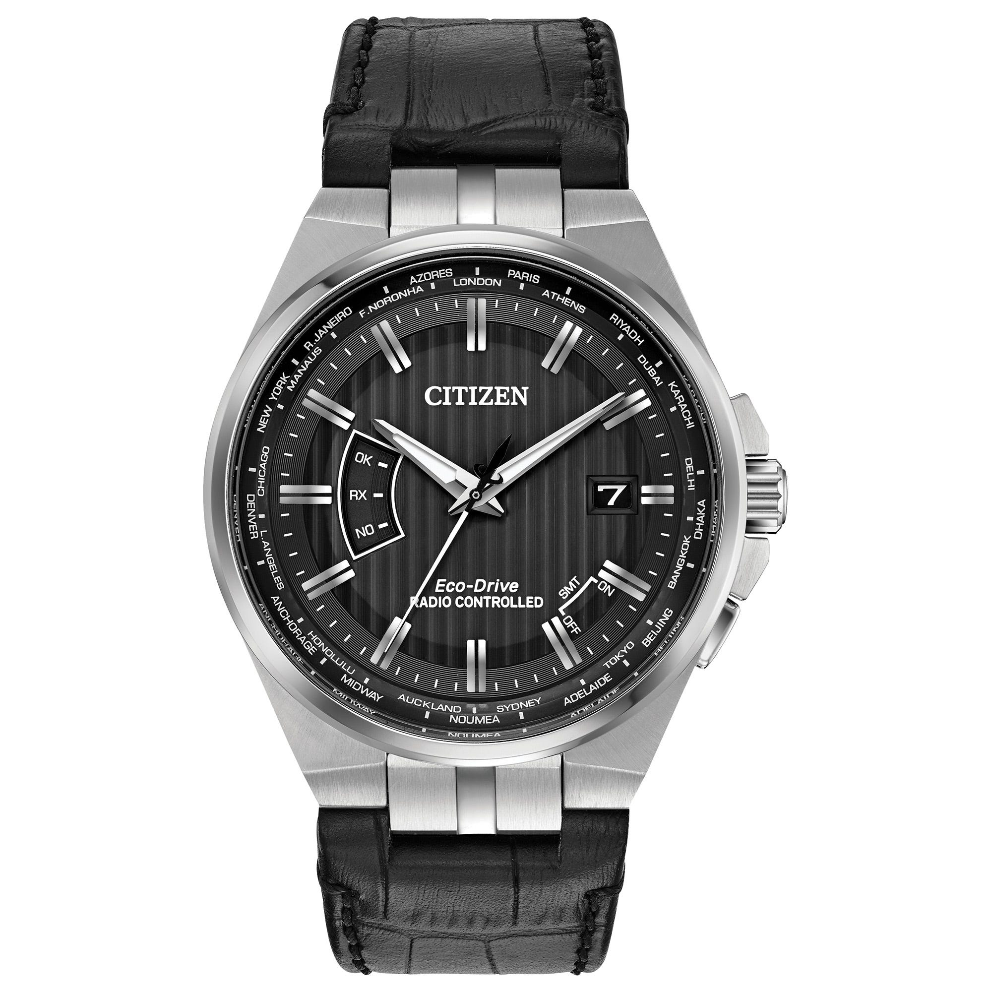 Citizen World Perpetual A-T Men's Watch CB0160-00E