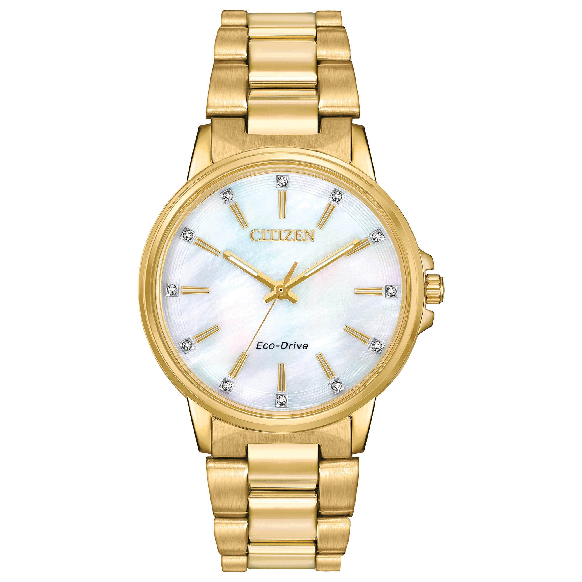 Citizen Chandler Ladies' Watch FE7032-51D