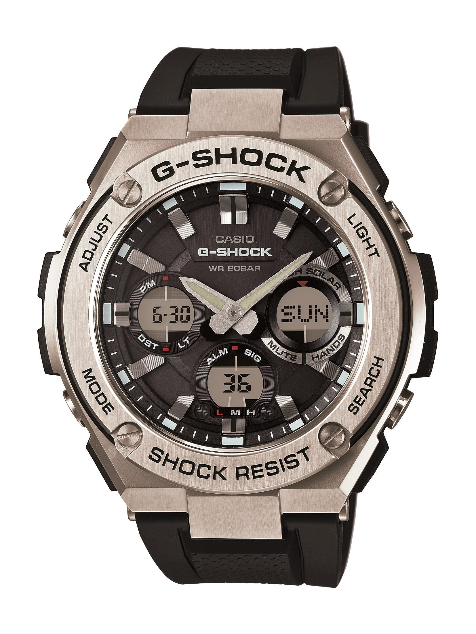 G-Shock G-Steel Multifunction Watch GSTS110-1A