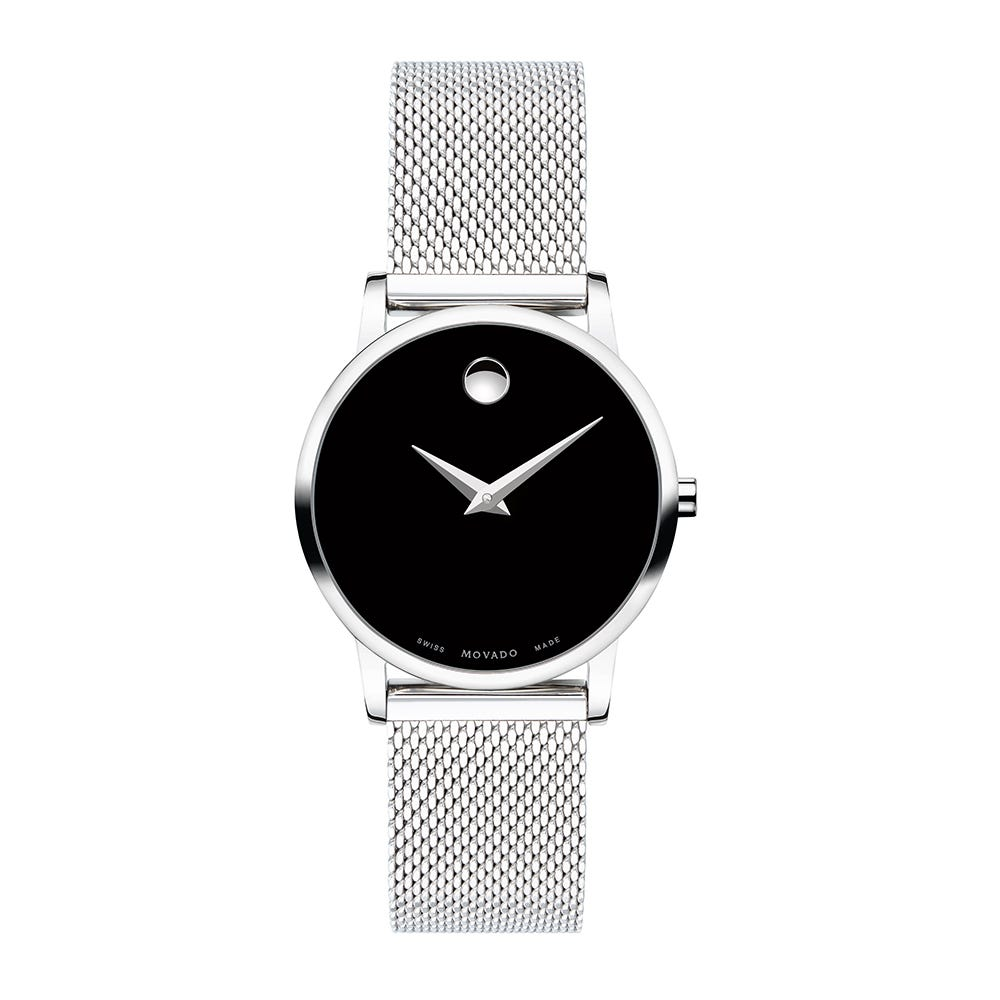Movado Museum Classic Mesh Watch 607220