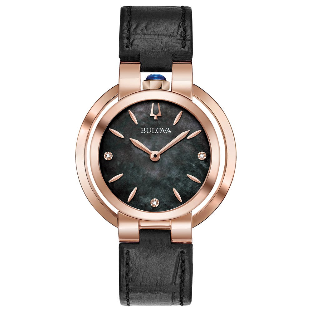 Bulova Ladies' Rubaiyat Watch 97P139