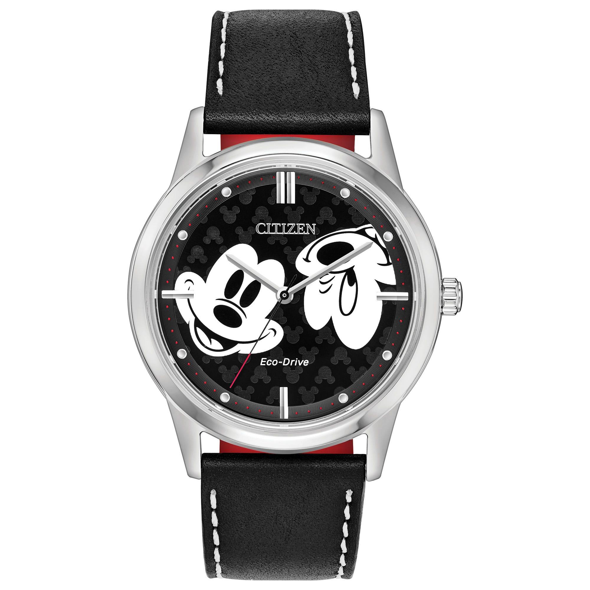 Citizen Disney Mickey Mouse Watch FE7060-05W