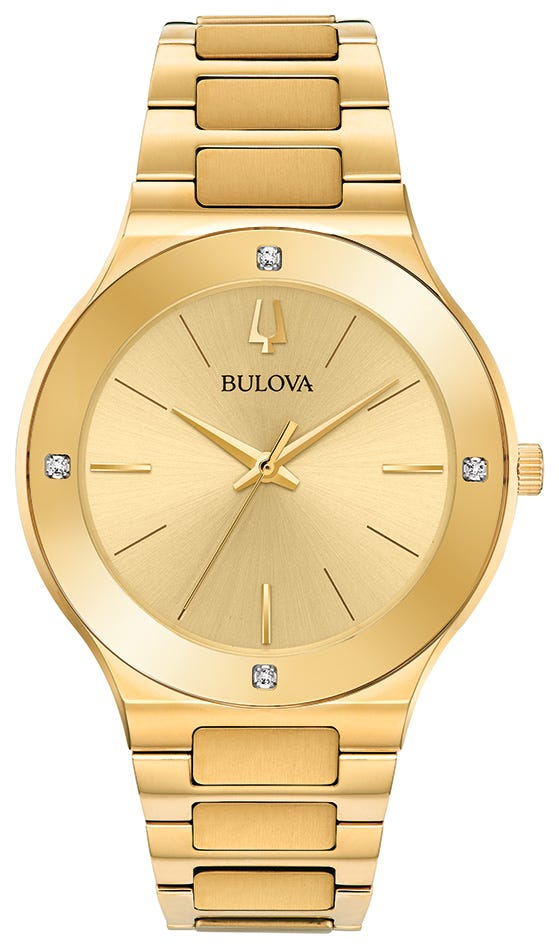 Bulova Men's Futuro Watch 97E100