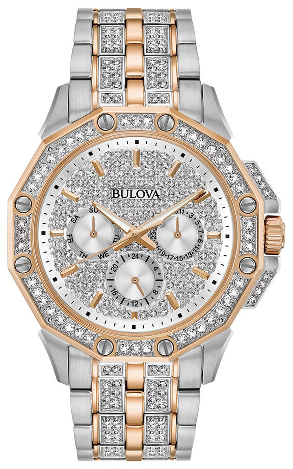 Bulova Men's Octava Watch 98C133