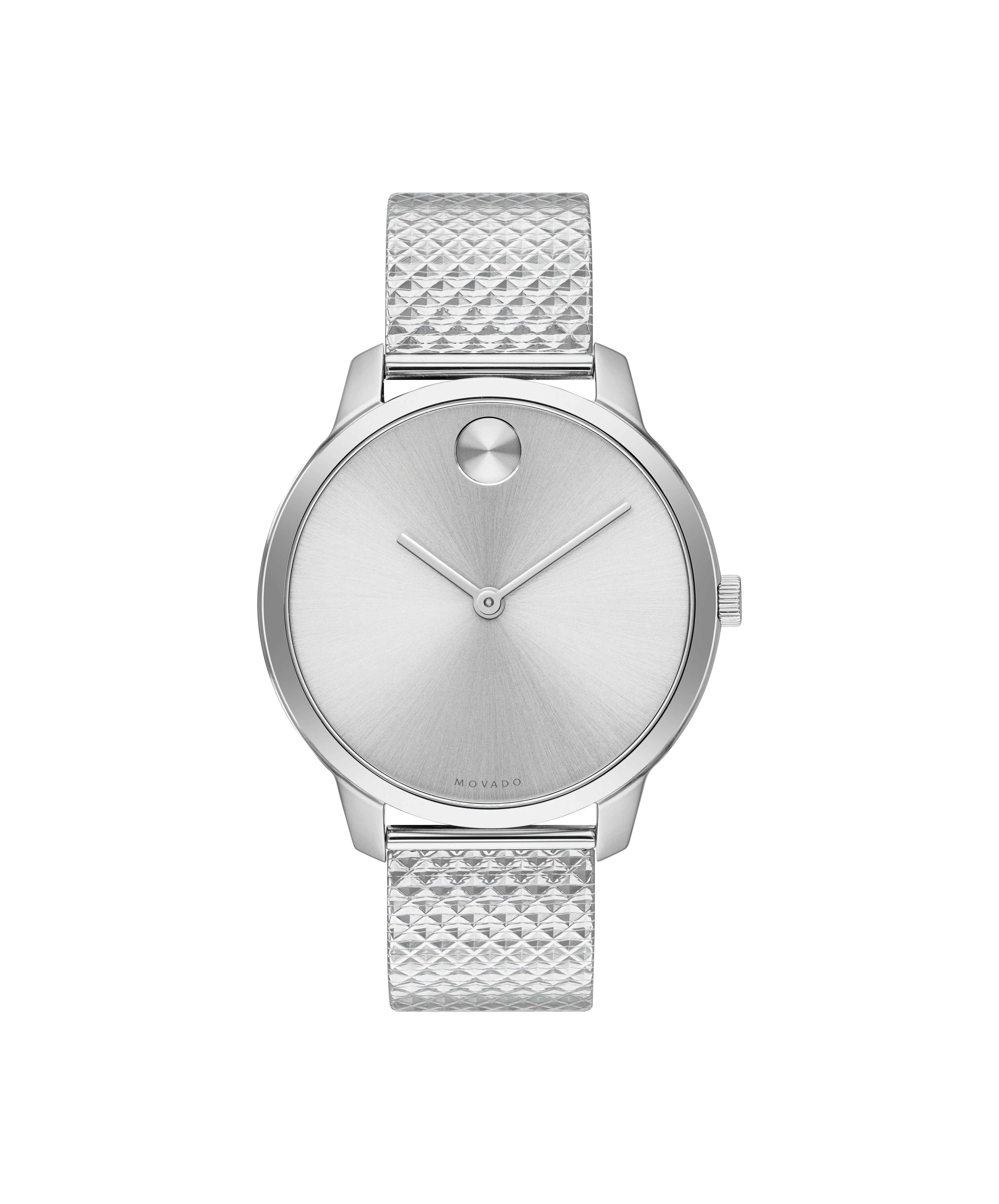 Movado BOLD Ladies' Mesh Bracelet Watch 3600595