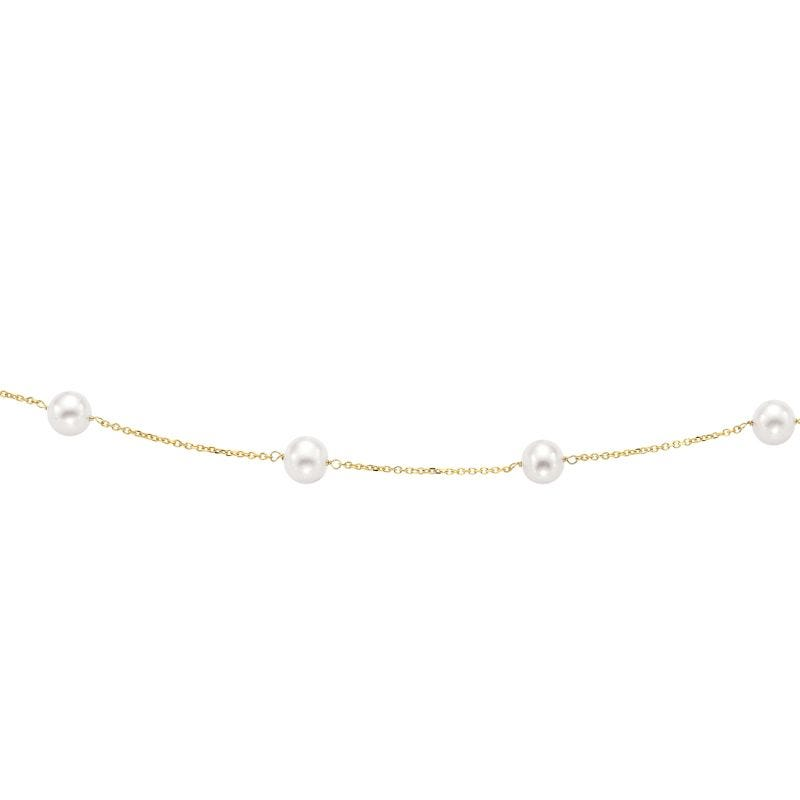 Freshwater Pearl Necklace 18