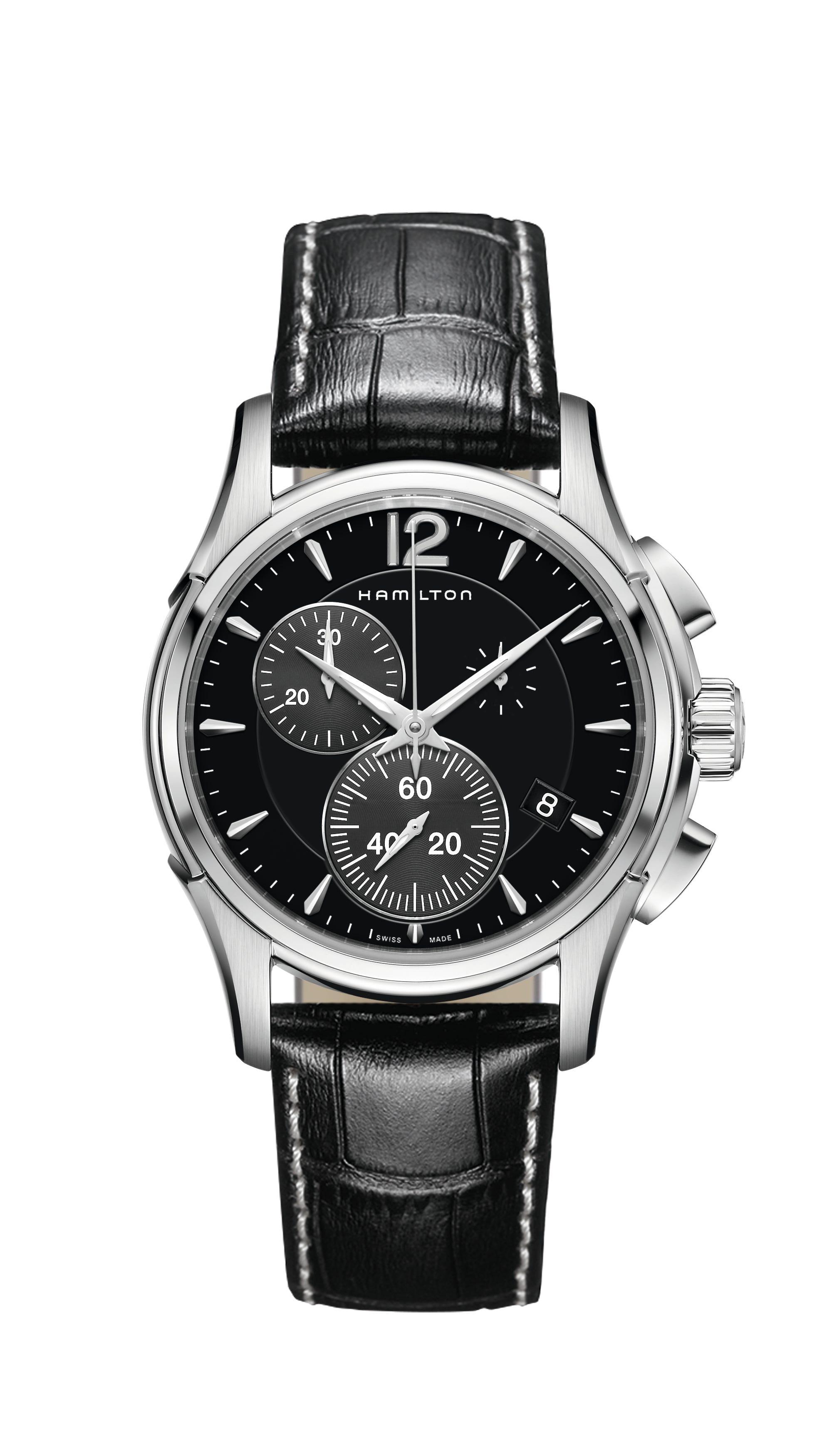Hamilton Jazzmaster Chrono Quartz Watch H32612731