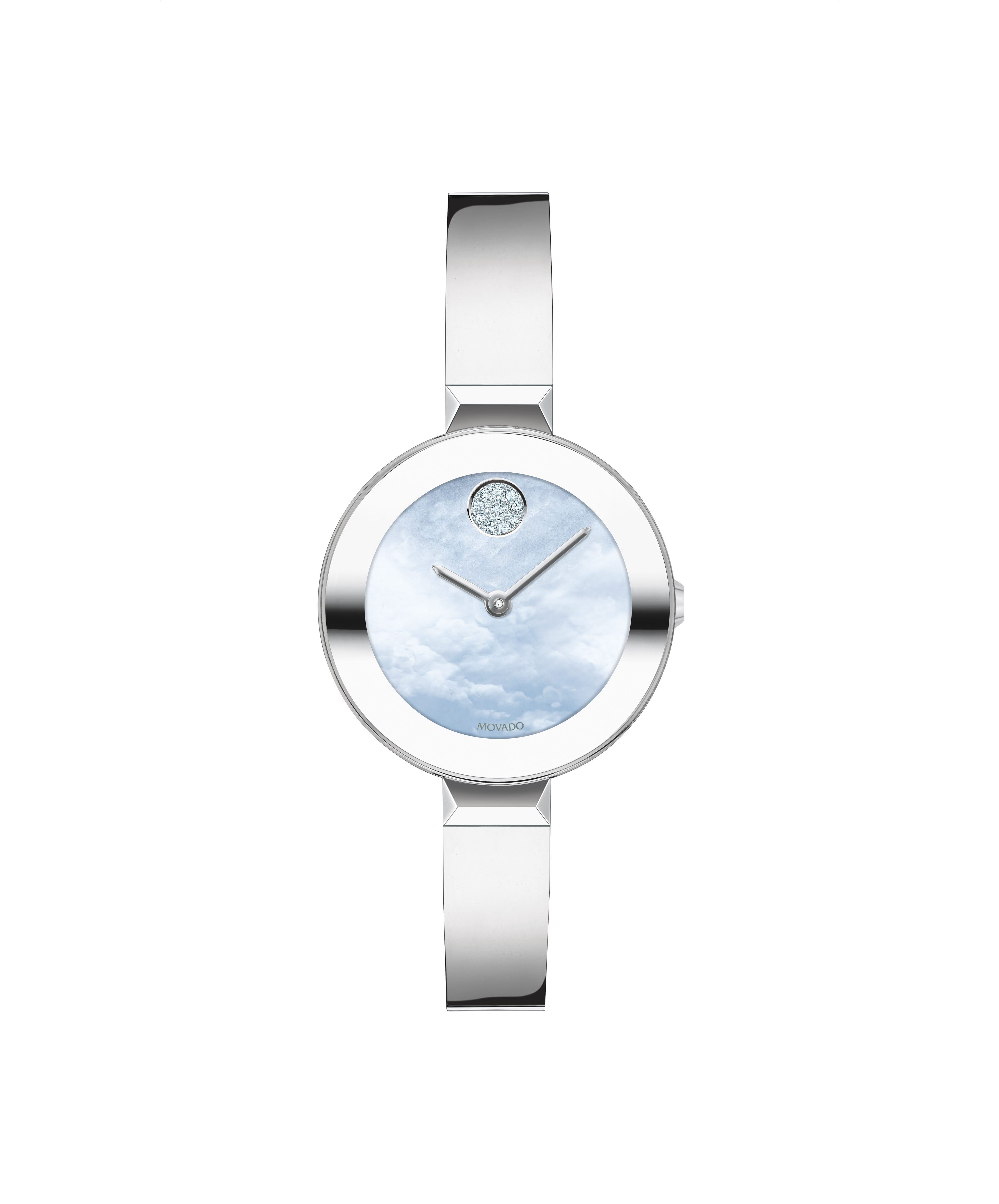 Movado BOLD Ladies' Mother of Pearl Watch 3600629
