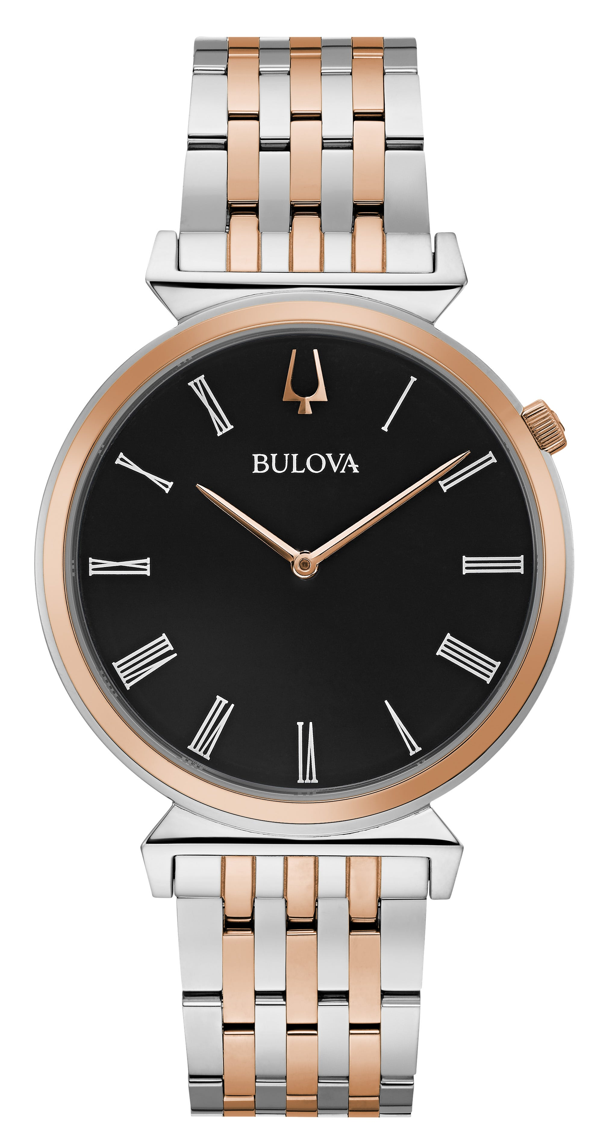 Bulova Men's Regatta Slim Watch 98A234