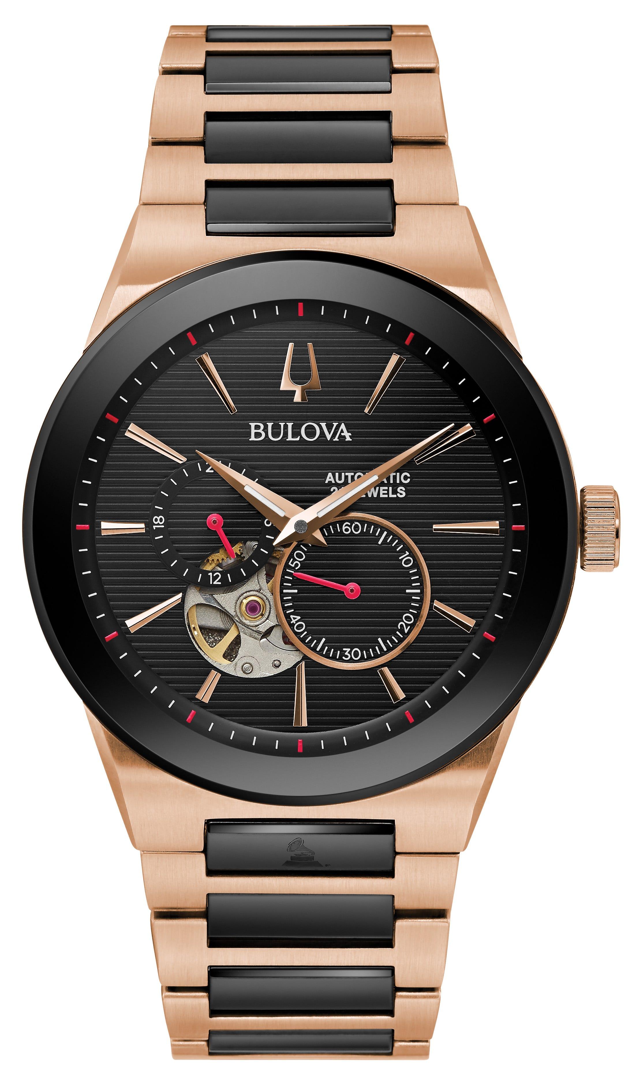 Bulova Latin Grammy Watch 98A236