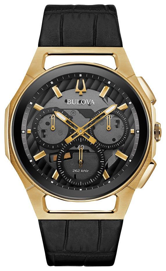 Bulova Men's Curv Watch 97A143