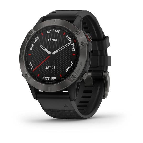 Garmin fēnix® 6S-Pro Sapphire Addition Watch 010-02158-10