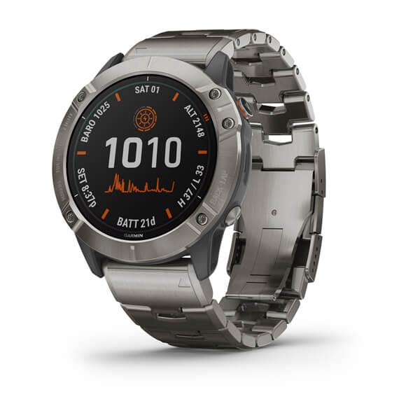 Garmin fēnix® 6X-Pro Solar Edition Watch 010-02157-23