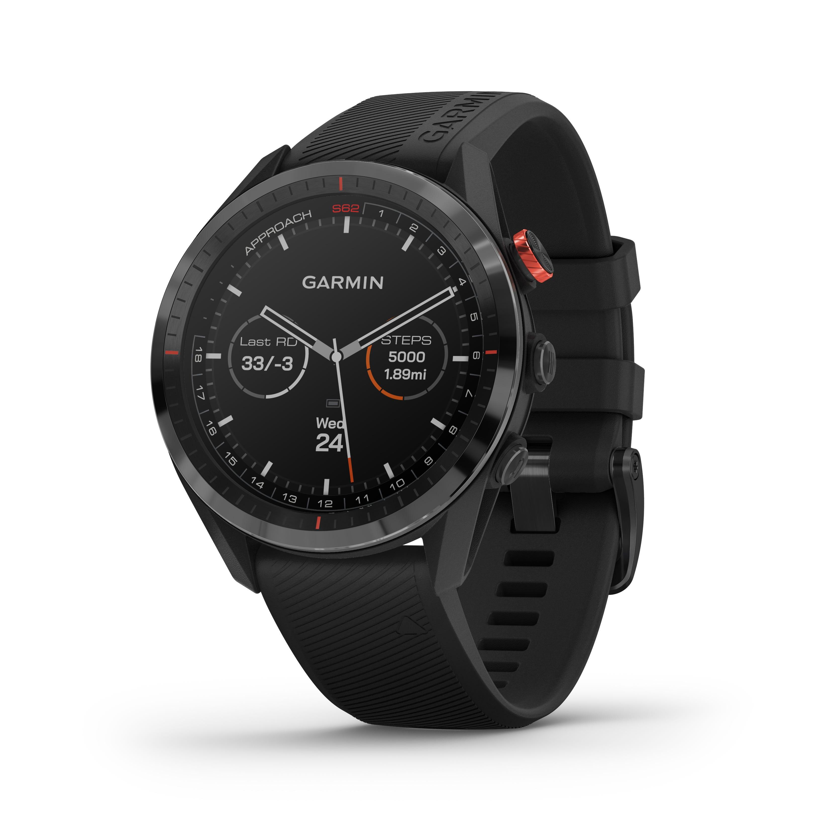 Garmin  Approach® S62 Premium GPS Golf Watch 010-02200-00