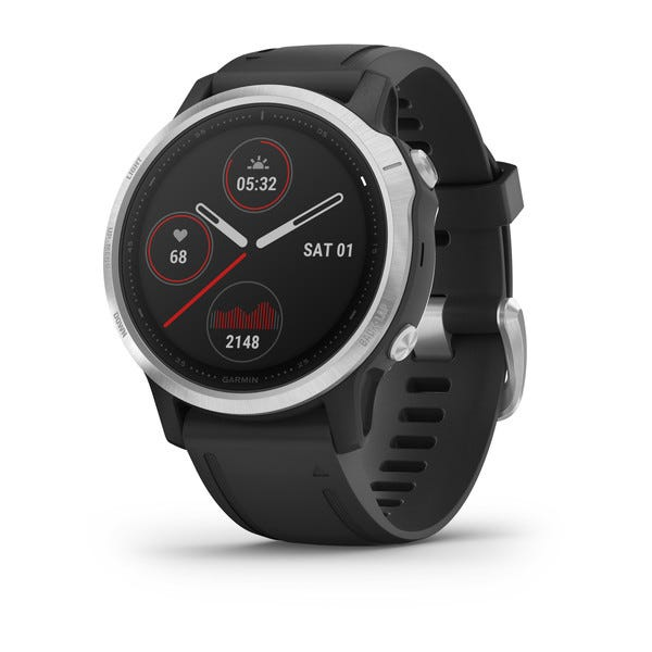 Garmin fēnix® 6S Silver Watch 010-02159-01