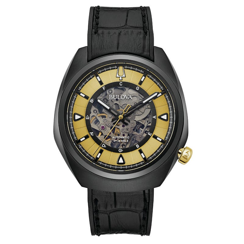 Bulova Men's Grammy Watch 98A241