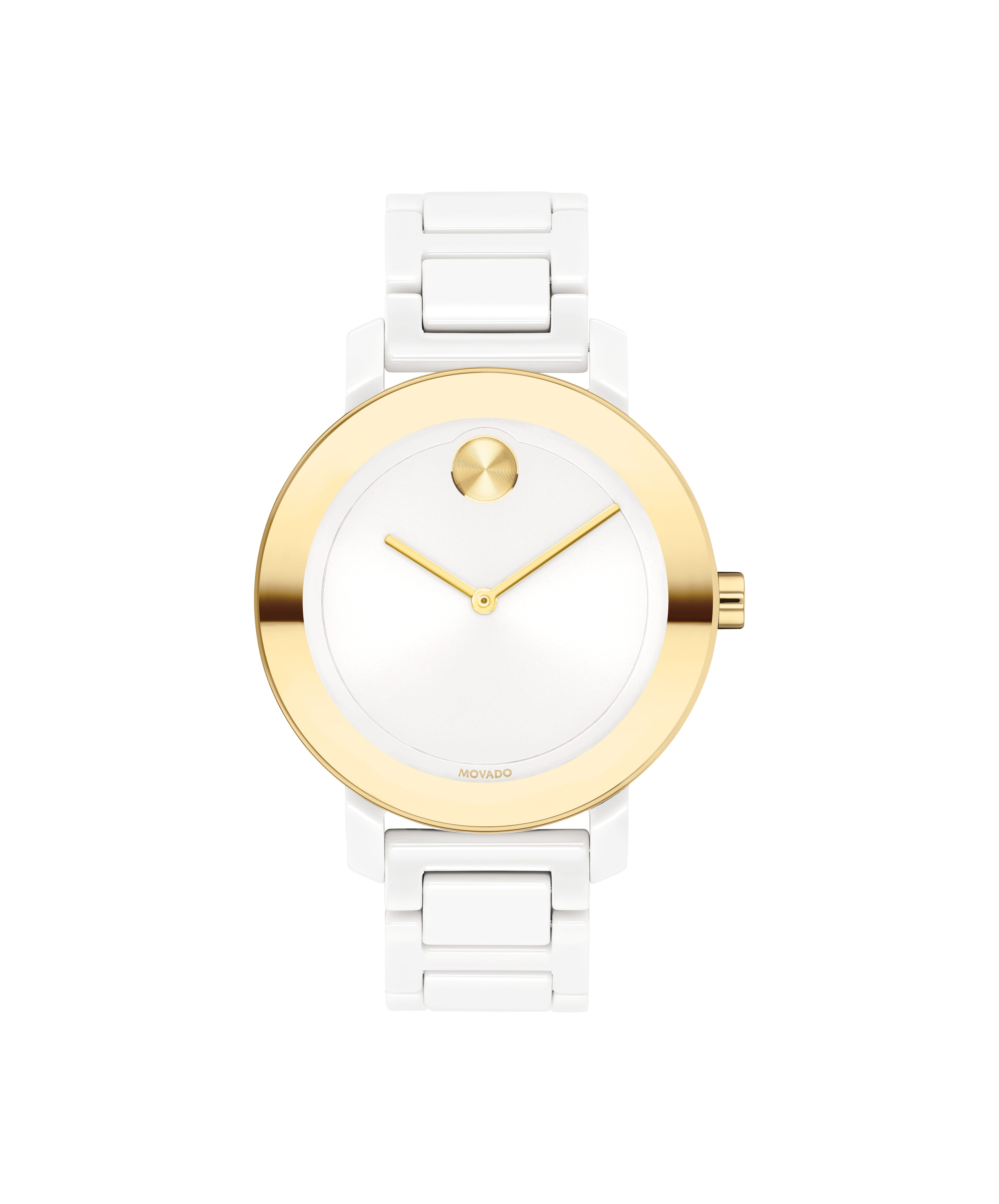 Movado BOLD Ladies' White Evolution Watch 3600710