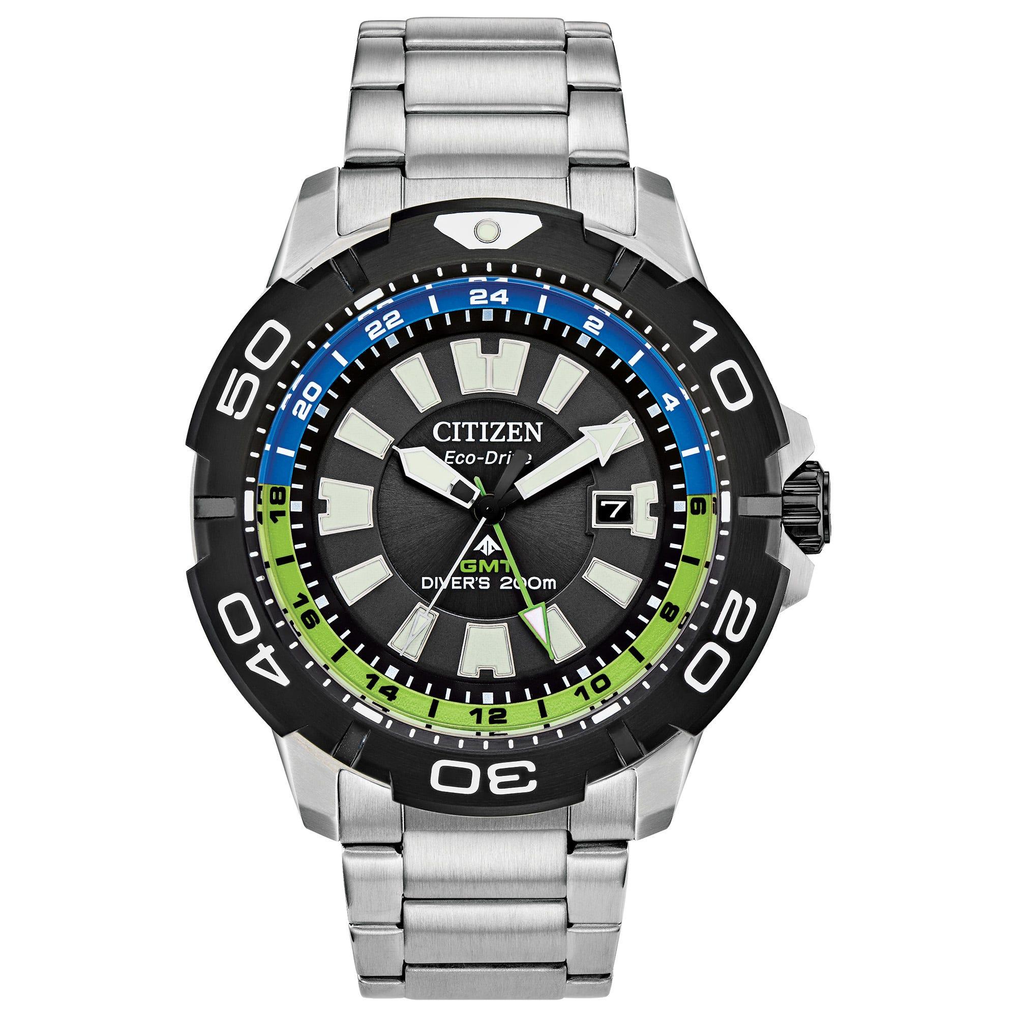 Citizen Men's Promaster GMT Watch BJ7128-59G