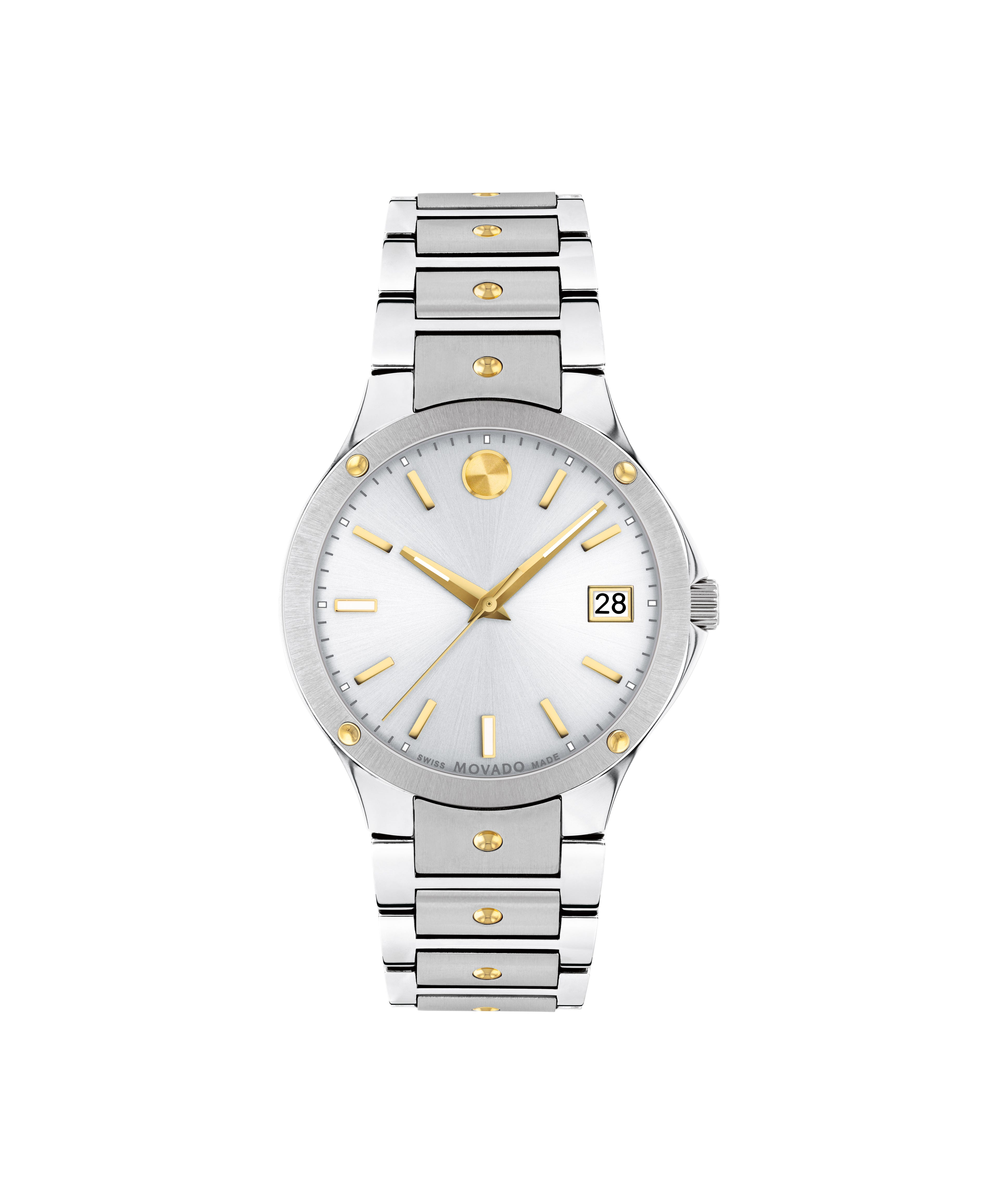 Movado Ladies' Stainless Steel SE® Watch 0607516