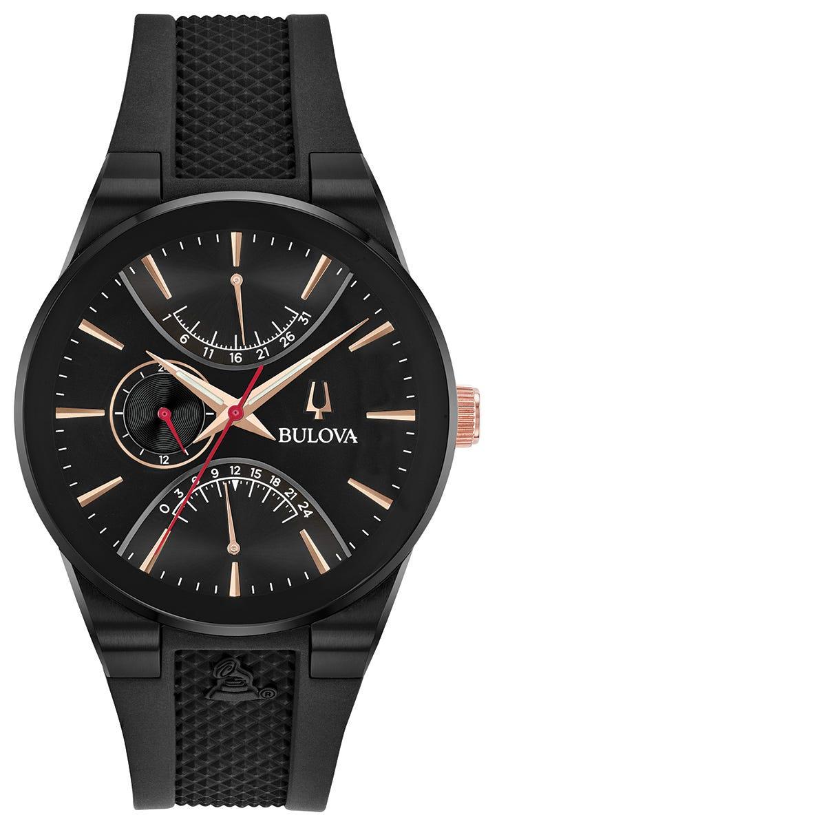Bulova Grammy Edition Men's Chronograph Watch 98B321