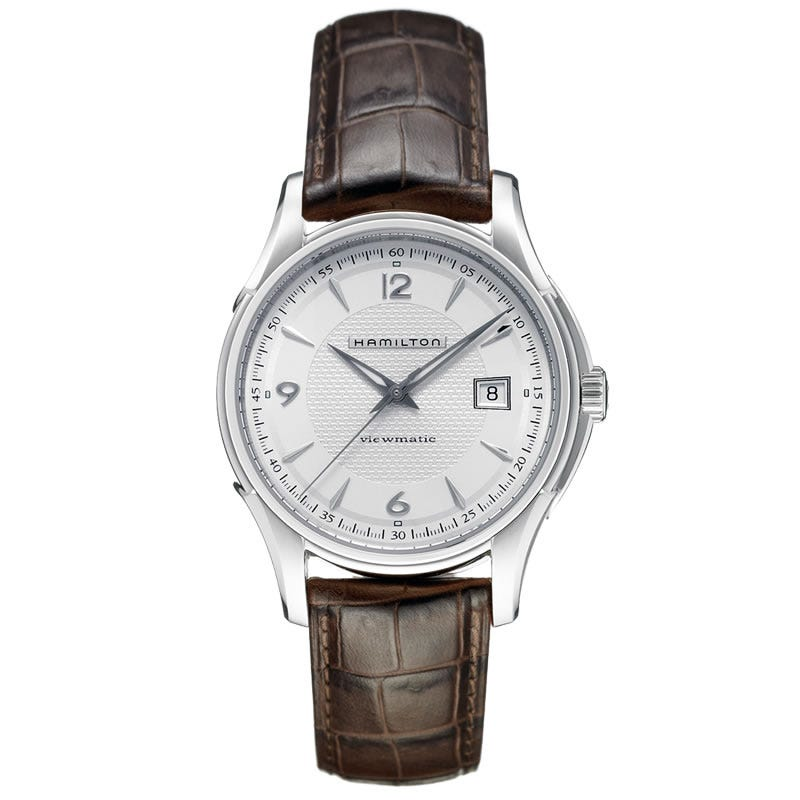 Hamilton Jazzmaster Viewmatic Auto SS Brown H32515555