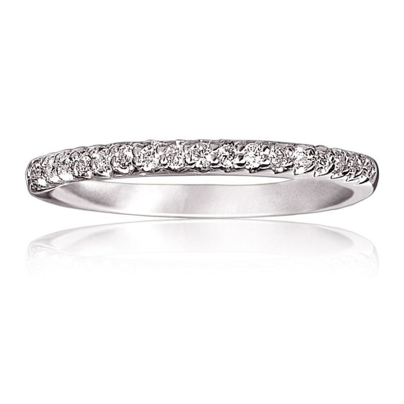 Brilliant-Cut Anniversary Band .17ct. T.W.
