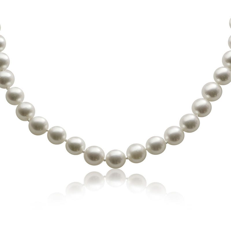Freshwater 7-7.5mm Pearl Strand 18