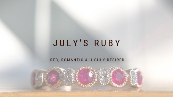 What You Need To Know About Rubies, The July Birthstone