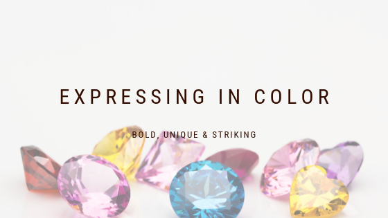 3 Colorful Engagement Rings She Will Say Yes To