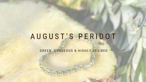 Peridot Birthstone Guide | History & Meaning