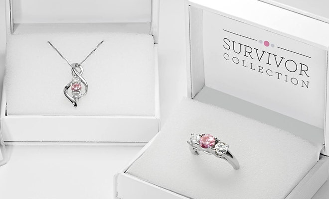 Think Pink: Breast Cancer Awareness Jewelry